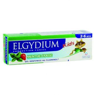 Elgydium Junior Mint Οδοντόπαστα Μέντα/ Φράουλα 50ml