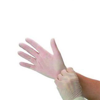 Γάντια Χειρουργικά Αποστειρωμένα με Πούδρα Ν.8,5 70τμχ
