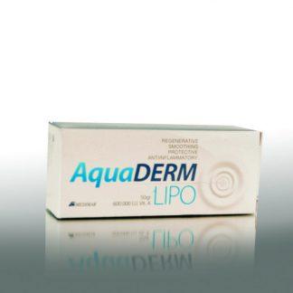 Aqua Derm Lipo Αναπλαστική και Αντιφλογιστική Κρέμα 50gr
