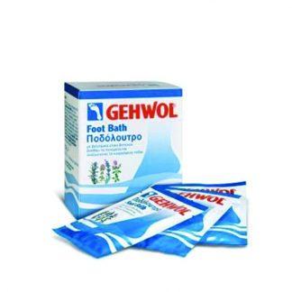Gehwol Foot Bath Ποδόλουτρο 10X200gr