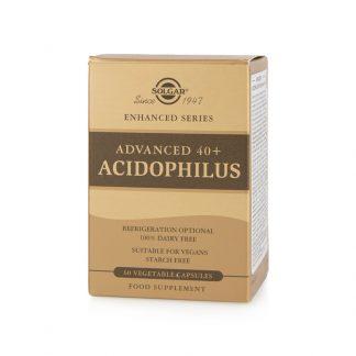 Solgar Advanced 40+ Acidophilus Προβιοτικό 60Vegicaps
