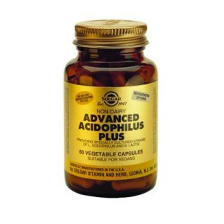 Solgar Advanced Acidophilus Plus 60Vegicaps