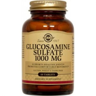 Solgar Glucosamine Sulfate 1000mg 60tabs