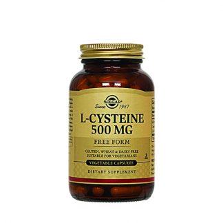 Solgar L-Cysteine 500mg 30Vegicaps