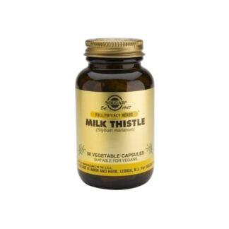 Solgar Milk Thistle 100mg 50caps