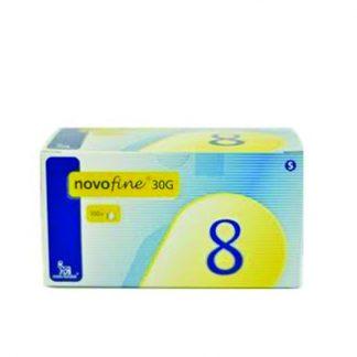 Novofine Bελόνες 30G 8mm 100τμχ