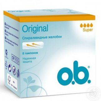 O.B. Original Super 8τμχ