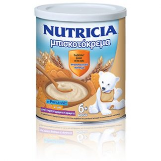 Nutricia Μπισκοτόκρεμα 300gr