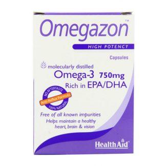 Health Aid Omegazon 5caps