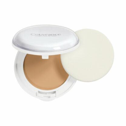 Avene Couvrance Compact Foundation Cream Rich Formula SPF30 01 Porcelaine 9.5gr