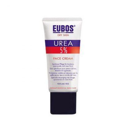 Eubos Urea 5% Face Cream, 50ml
