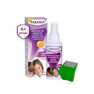 Paranix Spray Αντιφθειρικό Spray 100ml