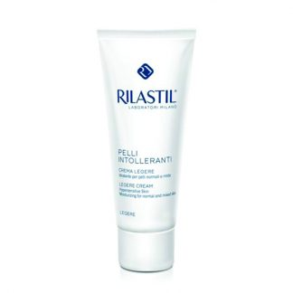 Rilastil Cream Legere για Πολύ Ευαίσθητες Επιδερμίδες 50ml