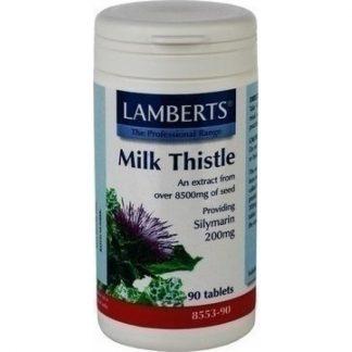 Lamberts Milk Thistle 8500mg 90tabs