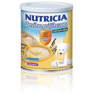 Nutricia Κρέμα Βανίλια, με Ρυζάλευρο 300gr