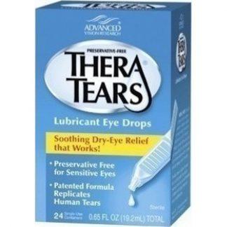 Thera Tears Οφθαλμικές Σταγόνες 24Χ0,6ml