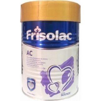 Frisolac AC Γάλα Ειδικής Διατροφής σε Σκόνη με Υδρολυμένη Πρωτεΐνη Γάλακτος 400gr