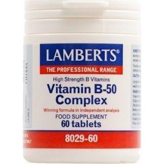Lamberts B-50 Complex 60tabs