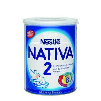 Νestle Nativa 2 6+ Mηνών 400gr