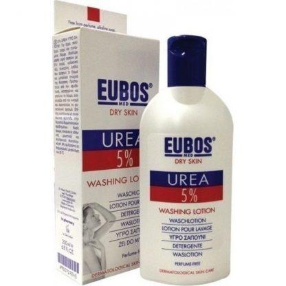 Eubos Urea 5% Washing Lotion 200ml