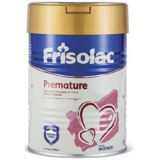 Frisolac Premature Γάλα Ειδικής Διατροφής για Πρόωρα Βρέφη 400gr