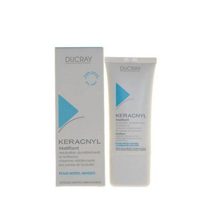 Ducray Keracnyl Creme Matifiant Hydratant 30ml