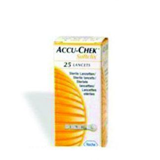 Accu-Chek Softclix Lancets 25τμχ