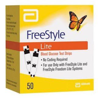 Freestyle Lite Ταινίες Μέτρησης Σακχάρου 50τμχ