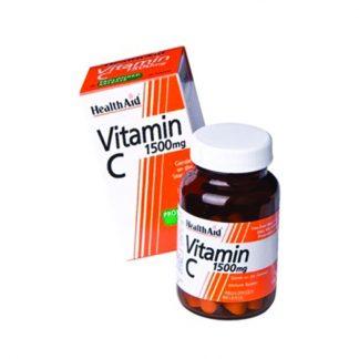 Health Aid Vitamin C 1500mg Prolonged Release 30tabs