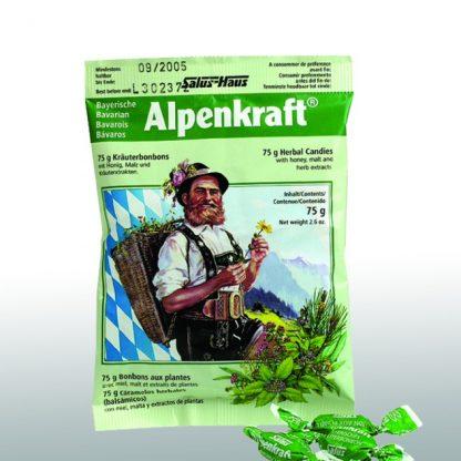 Power Health Alpenkraft Candies για το Λαιμό 75gr