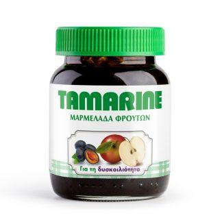Tamarine Μαρμελάδα Φρούτων κατά της Δυσκοιλιότητας 260gr