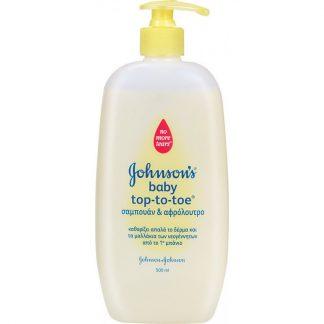 Johnson's Baby Top to Toe Wash & Shampoo 500ml