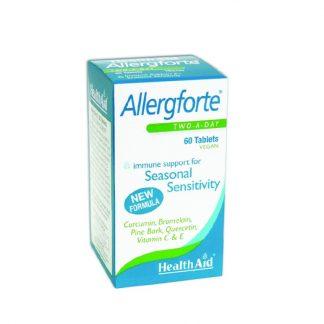 Health Aid Allergoforte 60tabs