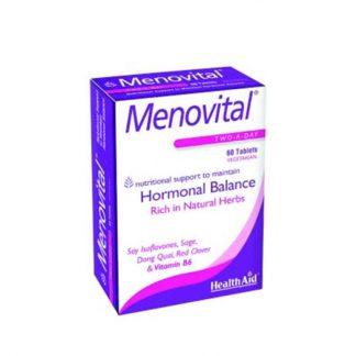 Health Aid Menovital, 60tabs