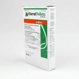 Klerat Pellets 250gr