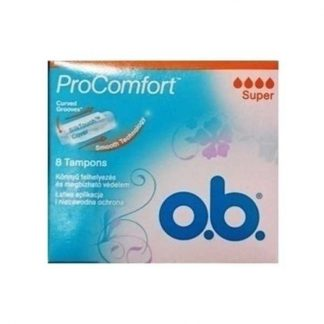 O.B. ProComfort Super 8τμχ