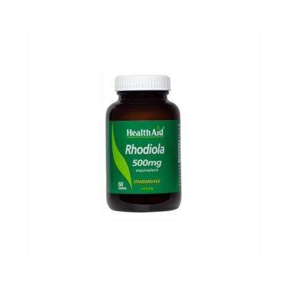 Health Aid Rhodiola 500mg 60tabs