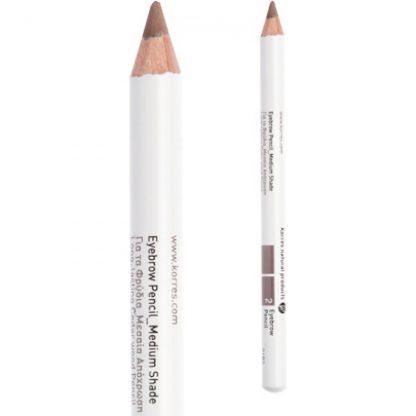 Korres Eyebrow Pencil 02 Medium Shade