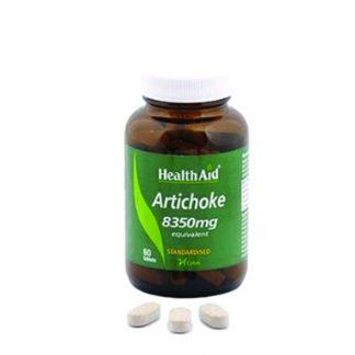 Health Aid Artichoke 60tabs