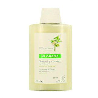Klorane Shampoo Lait D'Amande Γαλάκτωμα Αμυγδάλου 200ml