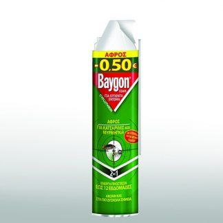Baygon Αφρός για Έρποντα Έντομα 400ml