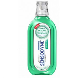 Sensodyne Εxtra Fresh Στοματικό Διάλυμα Μακράς Διάρκειας Προστασία από την Ευαισθησία 500ml