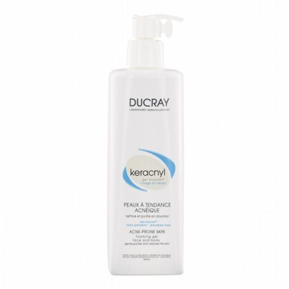 Ducray Keracnyl Myrtacine Foaming Gel 400ml