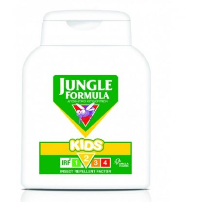 Jungle Formula Kids με IRF2 125ml