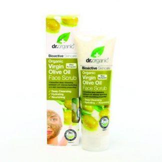 Dr. Organic Olive Oil Face Scrub 125ml