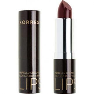 Korres Morello Creamy Lipstick 59 Burgundy Red 3,5gr