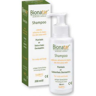 Boderm Bionatar Shampoo 200ml