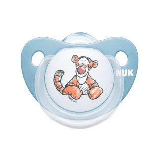 NUK Trendline Disney Σιελ Πιπίλα Σιλικόνης Με Κρίκο Μέγεθος 2 από 6 ως 18 Μηνών (10.735.564)