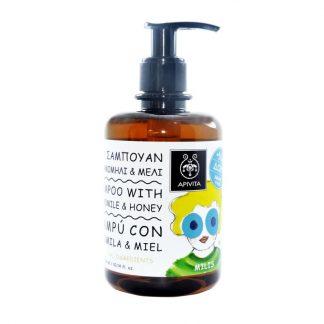Apivita Kids Promo Shampoo με Χαμομήλι & Μέλι 300ml