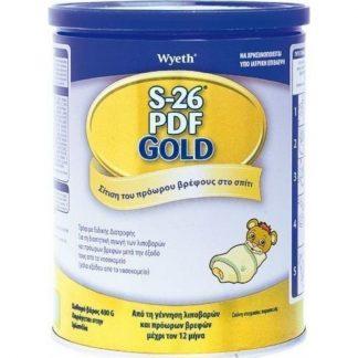 S-26 PDF Gold 400gr